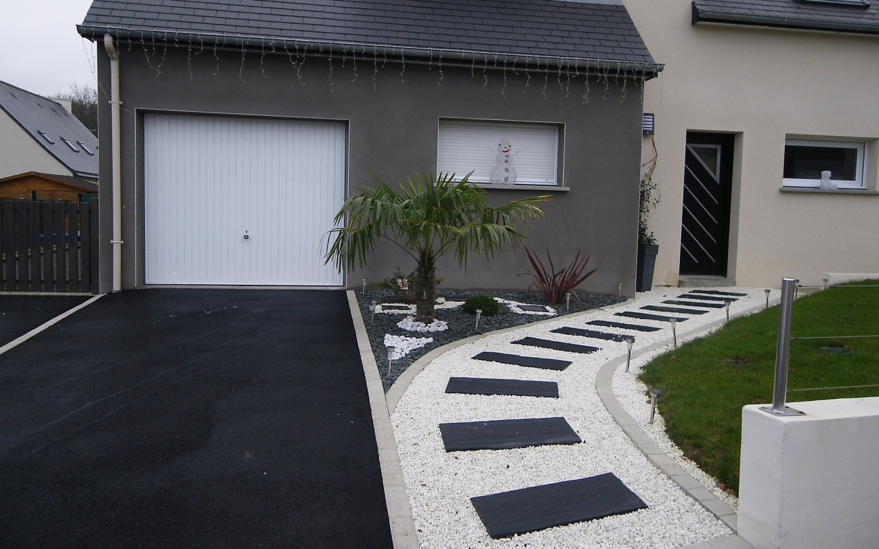 Stardraine nerostar for driveways paths and patios in for Amenagement exterieur jardin zen